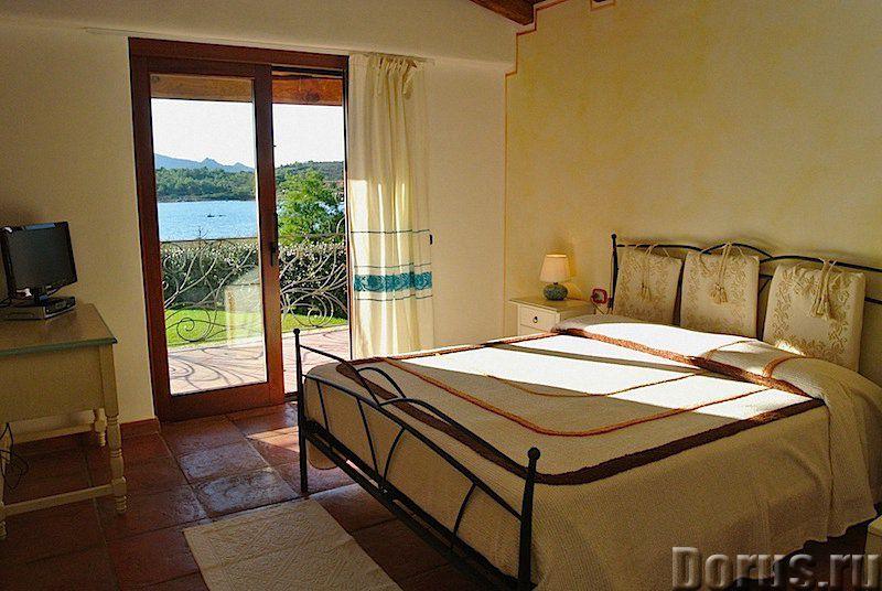 Роскошная вилла на Сардинии в аренду - Недвижимость за рубежом - Местонахождение: Капо Кода Кавалло..., фото 3
