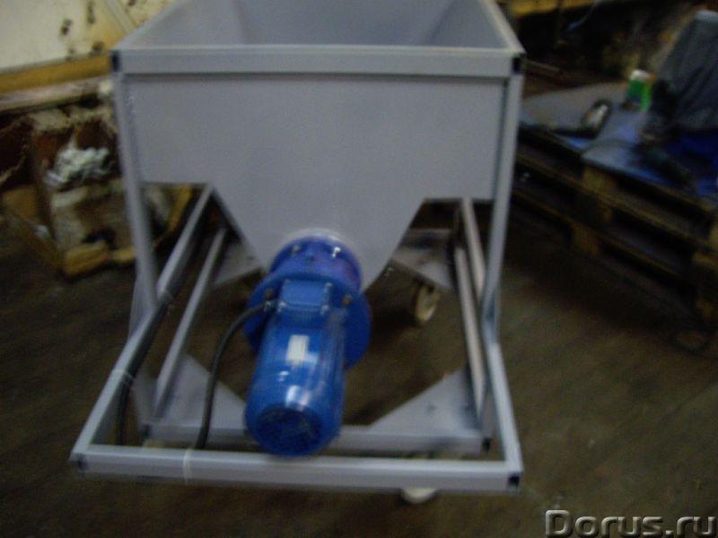 Продаём смеситель резиновой крошки СРК-40 - Строительное оборудование - ООО Мосредуктор реализует см..., фото 1