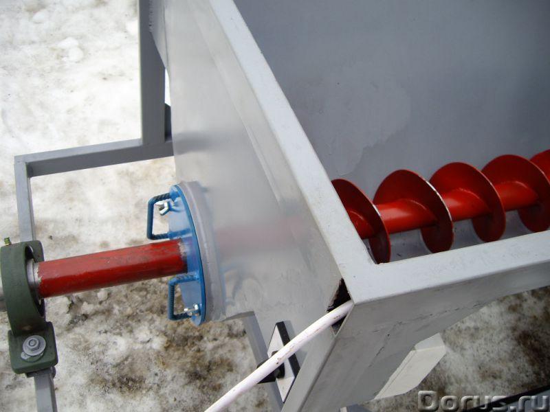 Продаём смеситель резиновой крошки СРК-40 - Строительное оборудование - ООО Мосредуктор реализует см..., фото 3