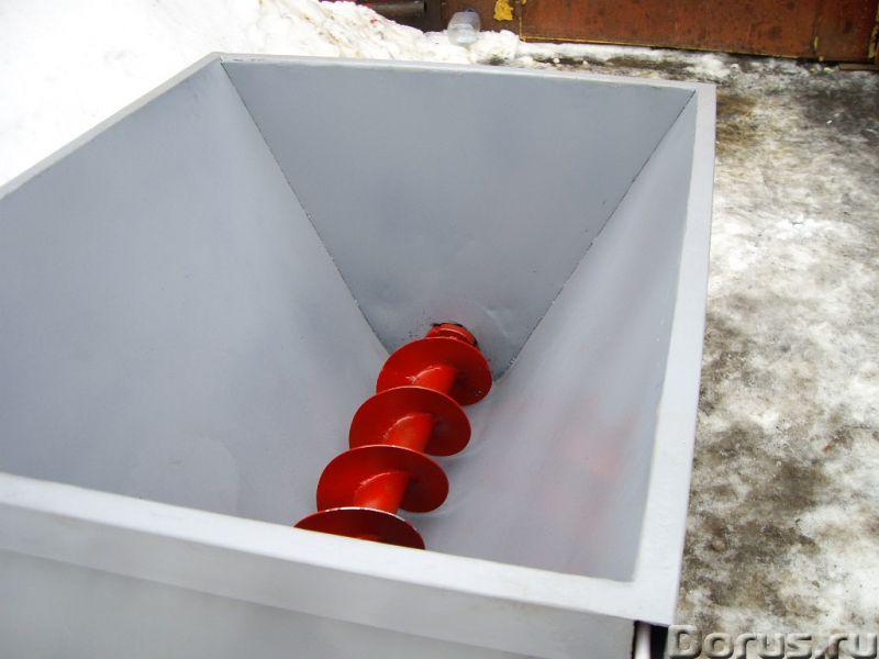 Продаём смеситель резиновой крошки СРК-40 - Строительное оборудование - ООО Мосредуктор реализует см..., фото 4