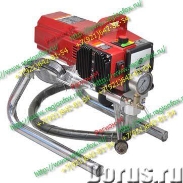 Окрасочное оборудование DP-6389 (dino-power) - Строительное оборудование - Аппарат окрасочный безвоз..., фото 1