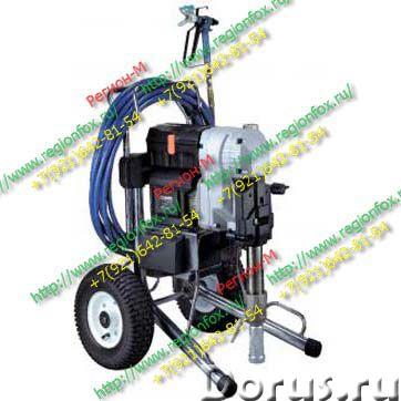 Окрасочное оборудование DP-6555 (Graco, Mark V). Хит продаж - Строительное оборудование - Окрасочный..., фото 1