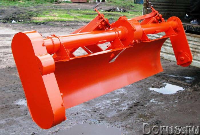 Оборудование щеточное на трактор МТЗ (МТЗ-80, МТЗ-82), ЛТЗ - Сельхоз и спецтехника - Оборудование ще..., фото 3