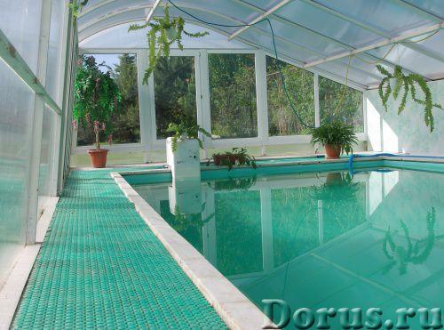 Сборные ковры из пластика для бассейна - Товары для дома - Покрытие «Монета» предназначено для помещ..., фото 2