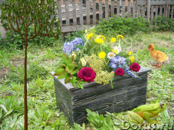 Вазоны - Прочее по животным и растениям - Изготовим вазоны по вашим размерам - город Москва - Прочее..., фото 2