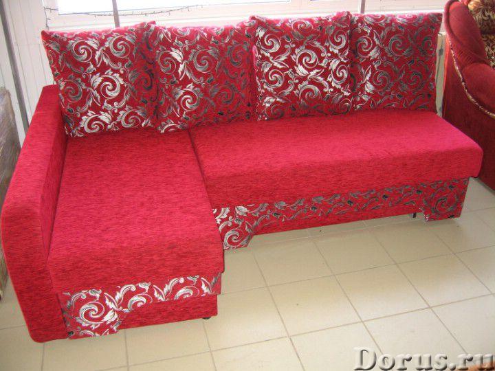 Ремонт и перетяжка мягкой мебели - Мягкая мебель - Наша компания готова предоставить Вам услуги: рем..., фото 7