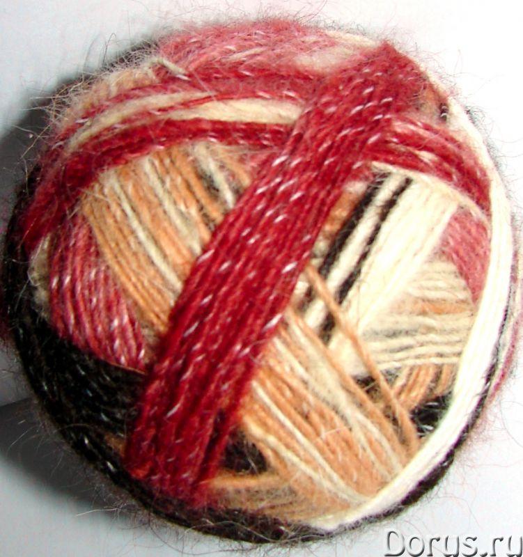 Пряжа «Радуга-1» дизайнерская для ручного вязания - Прочие товары - Пряжа «Радуга-1» дизайнерская дл..., фото 5