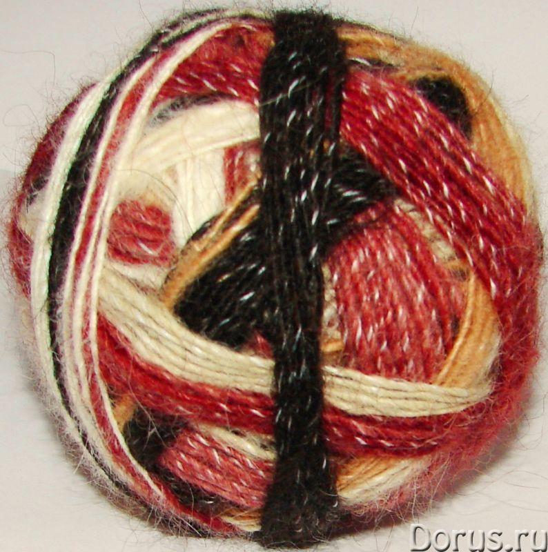 Пряжа «Радуга-1» дизайнерская для ручного вязания - Прочие товары - Пряжа «Радуга-1» дизайнерская дл..., фото 7