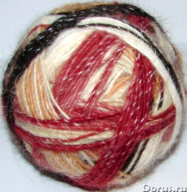 Пряжа «Радуга-1» дизайнерская для ручного вязания - Прочие товары - Пряжа «Радуга-1» дизайнерская дл..., фото 9