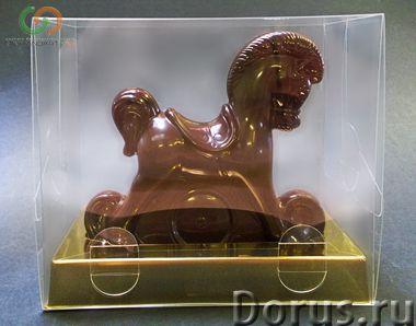 Шоколадная лошадь, символ 2014 - подарок для коллег и клиентов - Подарки и сувениры - Сейчас - самое..., фото 1
