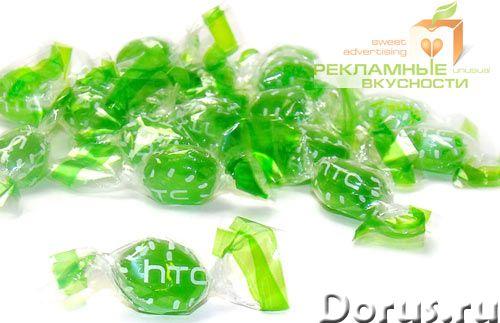 Рекламная карамель - мини - Прочее по продовольствию - Компания ADSWEETS - Рекламные Вкусности предл..., фото 1