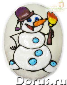 Новогодние пряники с логотипом - Рекламные услуги - Ароматный покровский пряник - это красивый и вку..., фото 1