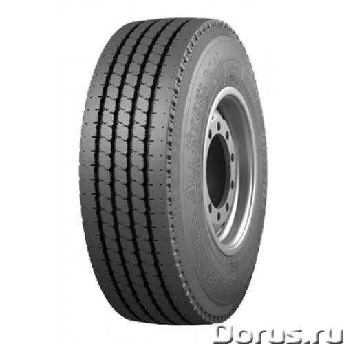 Шина 385/65R22.5 прицеп - Запчасти и аксессуары - Шина 385/65R22.5 Tyrex Professional ТR-1 предназна..., фото 1