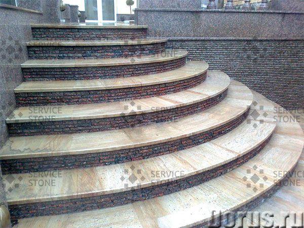 Гранит, гранитная брусчатка, гранитные бордюры - Материалы для строительства - Гранит и изделия из г..., фото 1