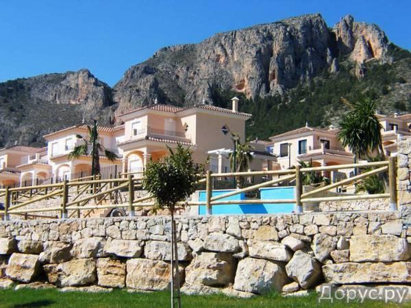 Испания.Вилла у моря.г.Бенидорм - Недвижимость за рубежом - Сдвоенная вилла 179 тыс.евро в урбанизац..., фото 1