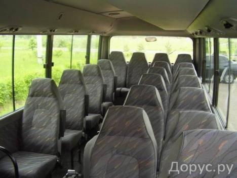 Пассажирские перевозки - Перевозки - Пассажирские перевозки, заказ и аренда пассажирского микроавтоб..., фото 4