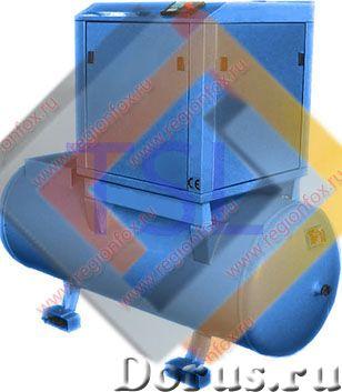 Винтовой компрессор TeSLa 5,5 R - Промышленное оборудование - Винтовой компрессор малой мощности TeS..., фото 1