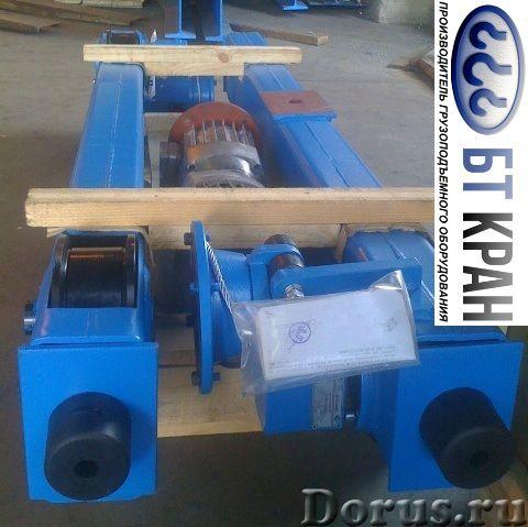 Концевые балки опорные и подвесные (КИТ комплекты) - Промышленное оборудование - Концевые балки осущ..., фото 1