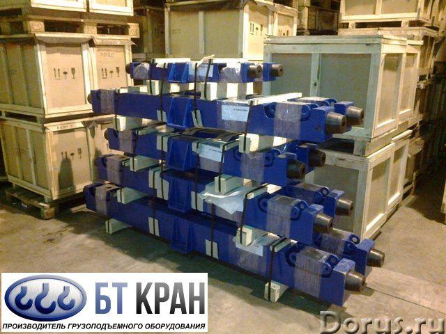 Концевые балки опорные и подвесные (КИТ комплекты) - Промышленное оборудование - Концевые балки осущ..., фото 2