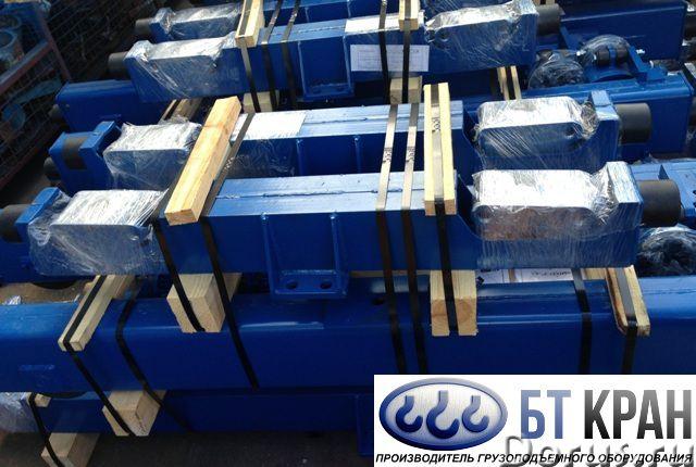 Концевые балки опорные и подвесные (КИТ комплекты) - Промышленное оборудование - Концевые балки осущ..., фото 3