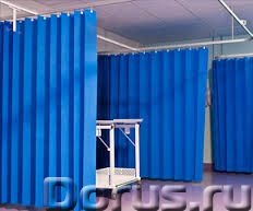 ПВХ шторы и занавеси для склада - Строительные услуги - ПВХ шторы и занавеси для склада и складских..., фото 2
