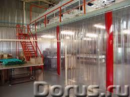 ПВХ шторы и занавеси для склада - Строительные услуги - ПВХ шторы и занавеси для склада и складских..., фото 3