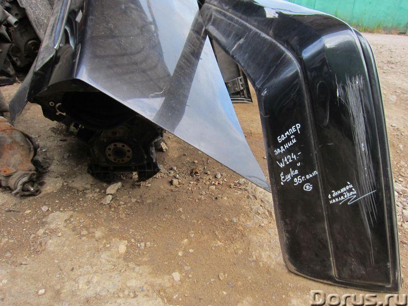 КРЫШКА БАГАЖНИКА на Мерседес W124- 95-г. вып - Запчасти и аксессуары - На Мерседес W124 95-г.вып. пр..., фото 3