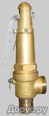 Клапан предохранительный 17б5бк (УФ 55105) - Промышленное оборудование - Клапан предохранительный 17..., фото 1