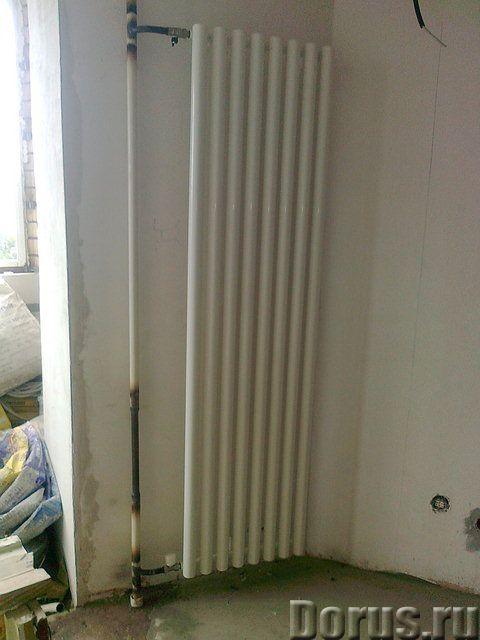 Газосварка.Замена батарей,радиаторов отопления,труб с газосваркой в Москве и области - Строительные..., фото 5