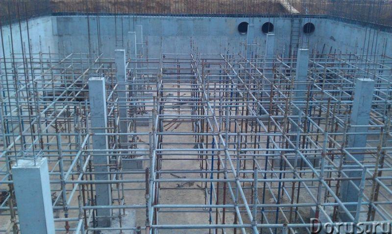 Опалубка перекрытий, стеновая, объемная - Строительное оборудование - Компания «Монолитный Мир» прод..., фото 1