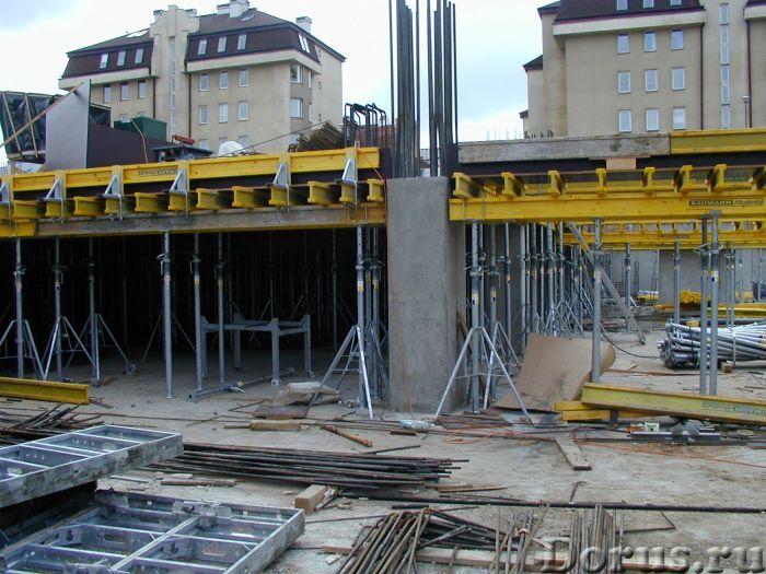 Опалубка перекрытий, стеновая, объемная - Строительное оборудование - Компания «Монолитный Мир» прод..., фото 6
