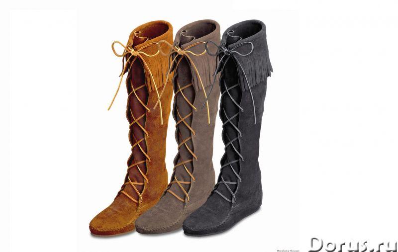 Обувь Minnetonka. Оригинал. Доставка по РФ - Одежда и обувь - Более 65-ти лет компания «MINNETONKA M..., фото 4