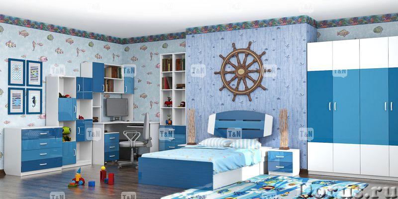 Детская мебель от производителя TomyNiki - Мебель для дома - Российская фабрика ТомиНики производит..., фото 1