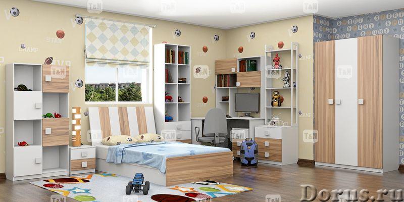 Детская мебель от производителя TomyNiki - Мебель для дома - Российская фабрика ТомиНики производит..., фото 2