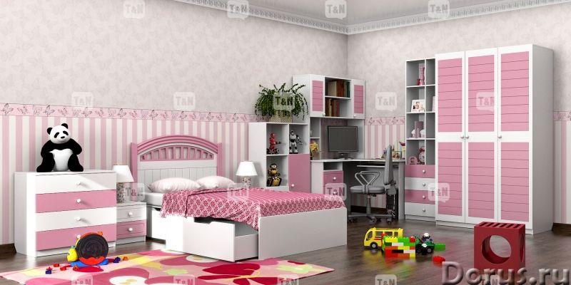 Детская мебель от производителя TomyNiki - Мебель для дома - Российская фабрика ТомиНики производит..., фото 3